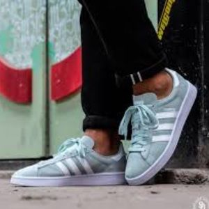 new concept d30fc a7f40 adidas Shoes - New! Adidas 8.5 Classic Campus Shoes Ash Green